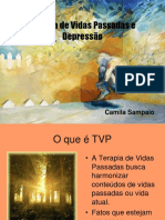 Terapia de Vidas Passadas e Depressão