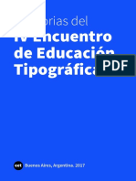 Memorias_Encuentro Educación Tipográfica