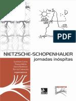 Nietzsche-schopenhauer - Jornadas Inospitas eBook