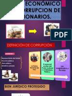 Análisis Económico de La Corrupcion de Funcionarios