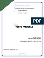 Texto Derecho Tributario