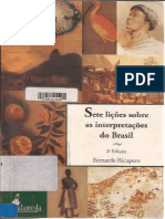 RICUPERO, Bernardo. Sete Lições sobre as Interpretações do Brasil.pdf
