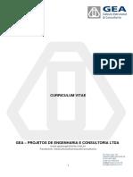 Curriculum Gea Estrutural 2017