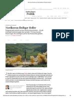Wie Kann Nordkorea Trotz Sanktionen Raketen Testen