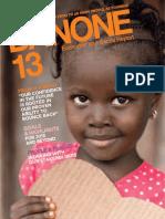 Economic and Social Report Danone 2013-En