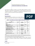 421.G Emulsion Asfaltica Modificada Con Polimero SBR