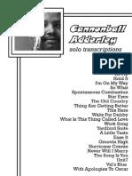 Cannonball Adderley Solo Transcriptions.pdf