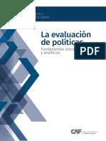 CAF - La evaluación de políticas.pdf