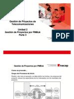 8vaClase Gestion Proyec Tele Unidad 2