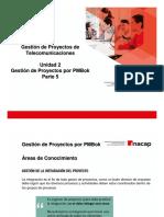 10maClase Gestion Proyec Tele Unidad 2