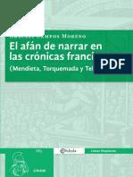Araceli Campos El Afan de Narrar 2018