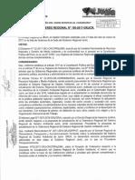 Acuerdo Regional n 105-2017-Grj Cr