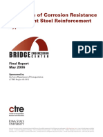 Corrosion Resistant Steel