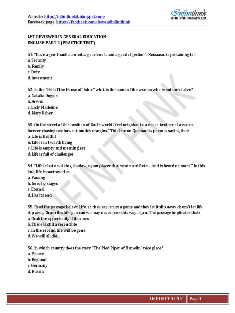 General Education English 2 | Word | Phoneme