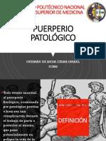 PUERPERIO PATOLÓGICO.pptx