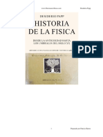 Historia de La Fisica - Desiderio Papp