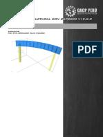 A.e. Porticos Con Sap2000 v19