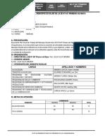 Plan Anual Del Municipio Escolar de La Iei Nº 647 Primero de Mayo