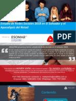 Estudio Redes Sociales en El Salvador 2018