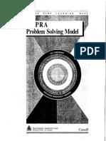 CAPRA Problem Solving Model Booklet - RCMP