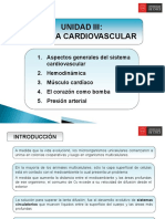 3. Sistema Cardiovascular Fonoaudiología