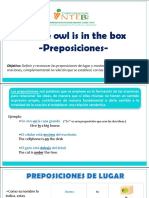 54. the Owl is in the Box