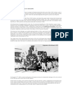 History of the Railroad of Arequipa