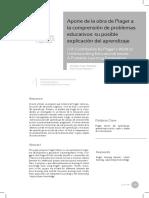 Aporte de la obra de Piaget a la comprensión de problemas educativos.pdf