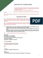 RITUAL DE BAUTISMO DE UNO O VARIOS NIÑOS.doc