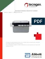 Especificaciones Técnicas I2000sr