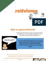 generatividad