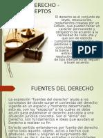 EL DERECHO (Normas Legales)