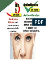 Antioxidant e