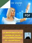 2.3 CADENA DE VALOR