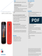 HMD Global - Nokia 1 - Data Sheet