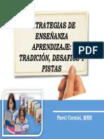 Presentacion Estrategia Ea 1 -Pavel Corniel