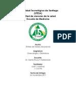 Tareas de Ginecologia y Obstetricia UTESA