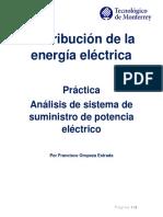 Distribución de La Energía Eléctrica_practica