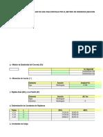 Ejercicio Nro 01 - Analisis Estructural II