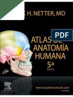 Atlas de Anatomia Humana - Netter - 5ed