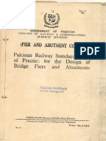 Pier and Abutment Code