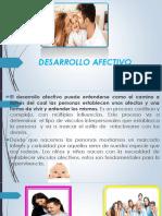 1.- DESARROLLO AFECTIVO