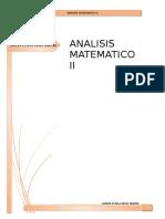 Examen de Analisis Matematico II - Solucion