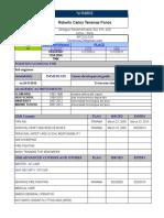 03 - Sea Time - Resume - Form