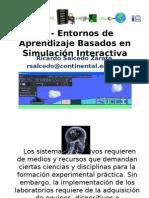 C4 - Entornos de Aprendizaje Basados en Simulación Interactiva