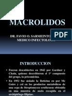 MACROLIDOS (1)
