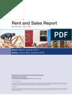 Rent and Sales Report No 119 Mar 2017
