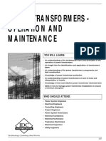 Power Transformers - IDC course advert.pdf
