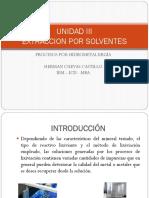 Unidad III Extraccion Por Solventes (1)