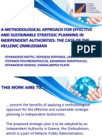ICSIM Ombudsman Strategic Plan on Going V1